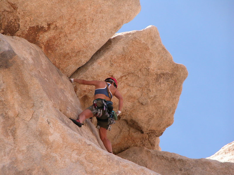 Rock Climbing Photo: another perspective