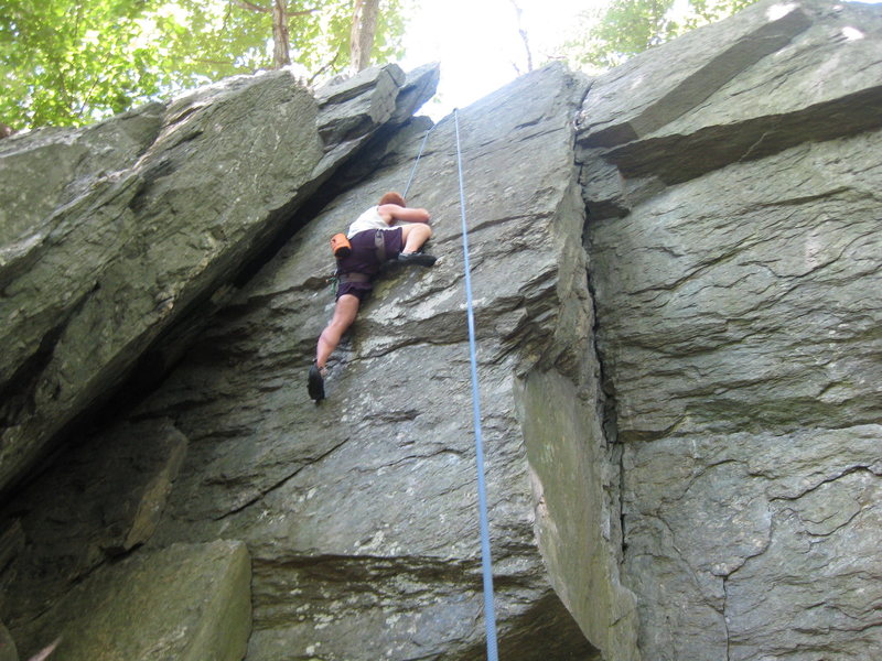 Rock Climbing Photo: Carderock, MD