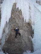 Rock Climbing Photo: Lake City, CO random mixed line