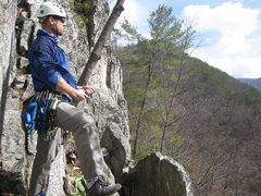 Rock Climbing Photo: Seneca Rocks, WV