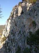 Rock Climbing Photo: Some part of Muzzerone