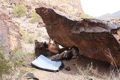Rock Climbing Photo: austin on the prow