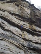 Rock Climbing Photo: Fred Gomez