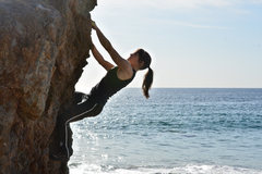 Rock Climbing Photo: There are a couple boulders in the area that you c...