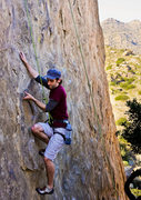 Rock Climbing Photo: Climbing at Stoney Point