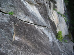 Rock Climbing Photo: Solitude