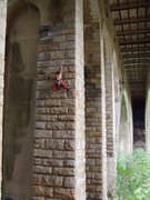 Rock Climbing Photo: The Bridge, thank's Bob!