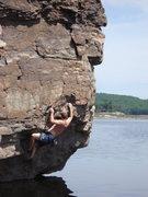 Rock Climbing Photo: F.E. Walter