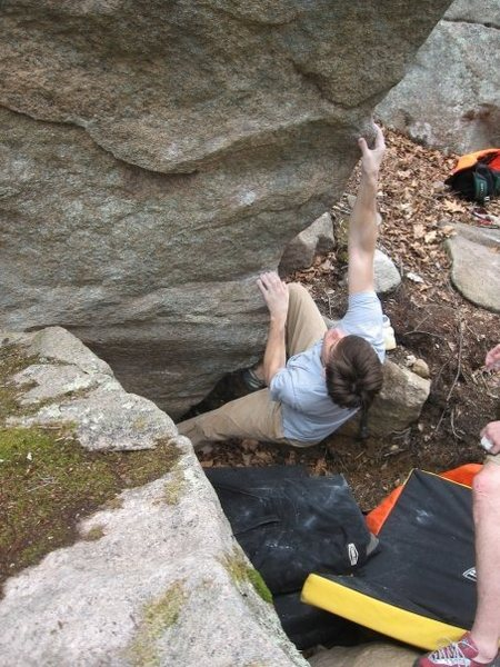 Rock Climbing Photo: Dr Doug