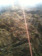Rock Climbing Photo: Just left of CrackJoy
