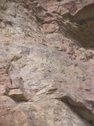 Rock Climbing Photo: Closeup of Anchors Metolius?  chain attached