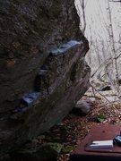 "Rock Climbing Photo: ""Wolf Pack"", Wolf Blocks, Luminary Area,..."