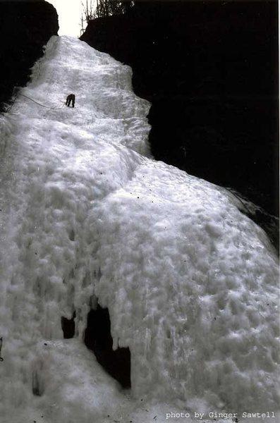 Rock Climbing Photo: B&W