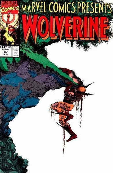 Wolverine on Predator (5.13b) Rumney.