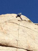 Rock Climbing Photo: Swagger FA