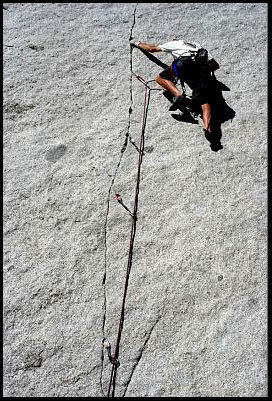Rock Climbing Photo: The Green Adjective