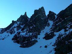 Rock Climbing Photo: Dragon's Tail.