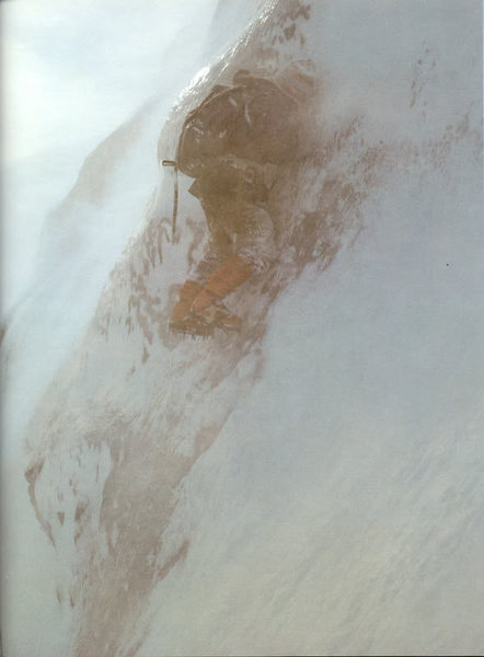 Doug Tompkins Hell's Lum by Y Chouinard