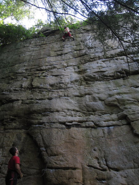5.9, Sommersville Lake, New River Gorge, WV