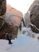 Rock Climbing Photo: Total Abandon  Pike's Peak, CO 6/2011