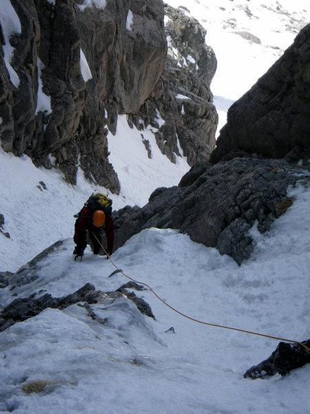 Rock Climbing Photo: Martha  Mt. Lady Washington, RMNP, CO 6/2011