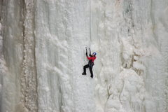 Rock Climbing Photo: Smile, Artemis!