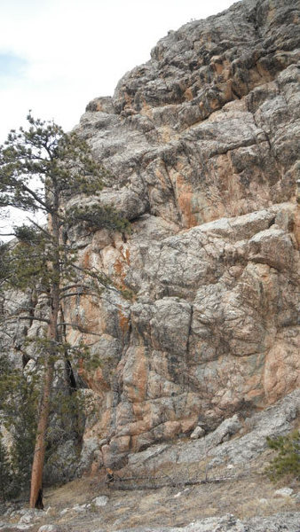 Rock Climbing Photo: KMPH 3