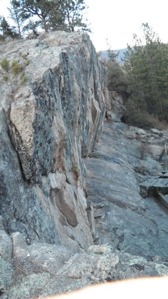 Rock Climbing Photo: Another Primo Wall