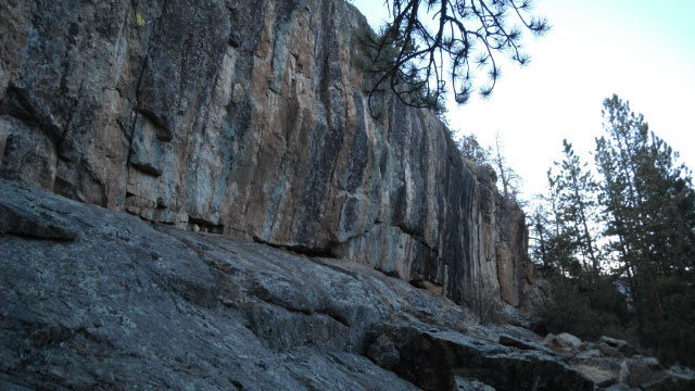 Rock Climbing Photo: APW