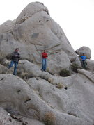 Rock Climbing Photo: The Stonemasters of the Breakfast Crags, near the ...