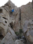 Rock Climbing Photo: Richard belays Joe Mayfield on Pancakes and Cornfl...