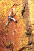 Rock Climbing Photo: Russell Hooper on Rap Bolters from Hell.  Photo: R...