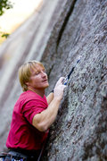 Rock Climbing Photo: Jimmy Ray Forester climbing on the backside  Photo...