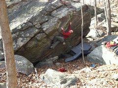 Rock Climbing Photo: Kerosine (iPhone Photo)