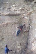 Rock Climbing Photo: Narcissus Direct Start