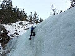 Rock Climbing Photo: Jim Detterline