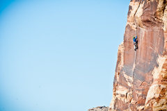 Rock Climbing Photo: Nerve Endings From a distance. Photo By Dan Gambin...