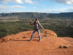 Rock Climbing Photo: sweet sedona