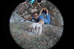 Rock Climbing Photo: Balance in Nature.