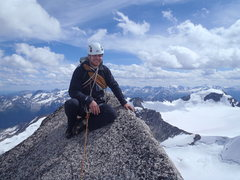 Rock Climbing Photo: Pigeon Spire Summit