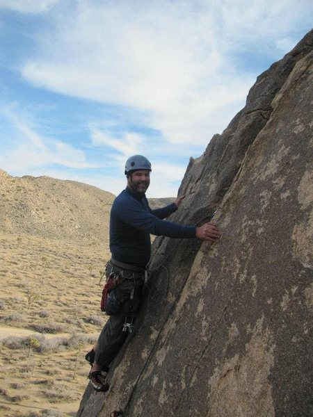 Rock Climbing Photo: Leading Life is a Bitch then you Marry One with Ar...