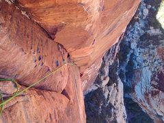 Rock Climbing Photo: Adventure punks pitch 3