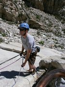 Rock Climbing Photo: Belaying