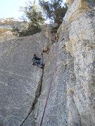 Rock Climbing Photo: Conveniently Sexy