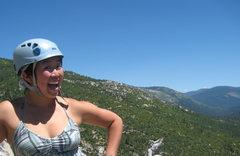 Rock Climbing Photo: face to a name