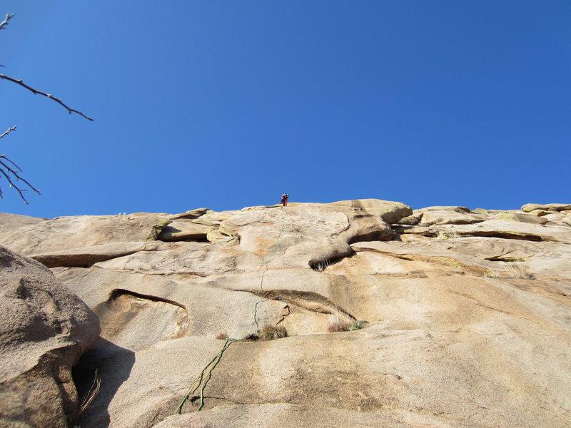 Rock Climbing Photo: amazon woman