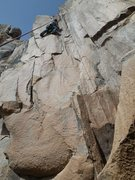 Rock Climbing Photo: speak in english