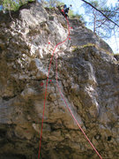 Rock Climbing Photo: G. Messner