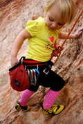 Rock Climbing Photo: Thank you Prana @ South side Slabs