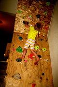 Rock Climbing Photo: Late night session